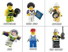 LEGO Memory game - printables