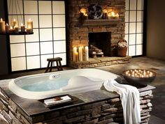 Candels   6 Ways to Turn Your Bathroom Into the Perfect Spa Retreat