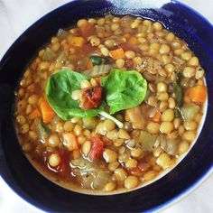 """Lentil SoupI """"Wonderful! This is a rich, hearty, full-flavored soup that's really a meal in a bowl."""""""