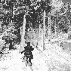 #trees #snowboarding #austria #running