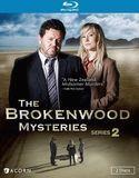 The Brokenwood Mysteries: Series 2 [Blu-ray]