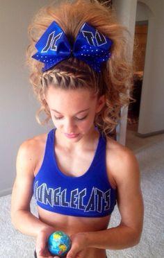 Cheer Athletics Junglecats Bianca Treger