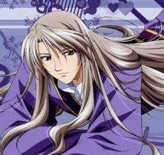 The Story of Saiunkoku: Shi Ryuuki
