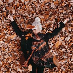15 Fall Photoshoot Ideas To Get Some Serious Inspo - Herbst