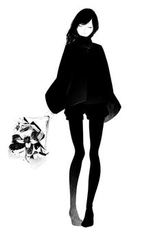 Fájdalom, manga, anime, sötétség, magány