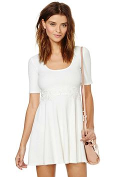 Shop Impression Belles for For Love and Lemons Lula Dress. Women's Fashion Dresses, Dress Outfits, Miss Girl, Lace Dress, White Dress, Belle Dress, For Love And Lemons, Fashion Books, Passion For Fashion