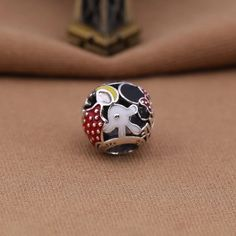 Minnie Mania Disney Pandora Charm Brand new comes without box I can add the box for an additional $6. Stamped s925 ale Disney. Authentic. Not looking to trade. I don't bundle this item sorry! Pandora Jewelry Bracelets
