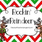 √ FREE You will love learning about reindeer with this adorable freebie! After reading non-fiction books about reindeer students will complete a can, have...