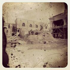 crollo campanile San Marco