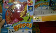 *HOT* Hungry Hippos Game Only $0.24 at Walmart!