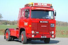 Scania 141 BL-XL-20 van Alfred Klein.1978.