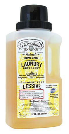 Laundry Detergent Lemon