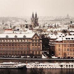 Prague by praguestagram  [More Europe here →] - Adore Europe