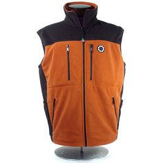 All Diaper Bags DadGear Diaper Vest Orange Large