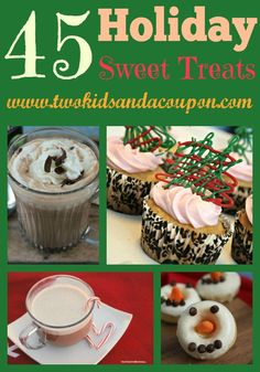 Looking to get into the holiday spirit with some delicious holiday sweets and treats? These delicious goodies will have you thinking of cold winter nights and counting down the days until the rest of the holiday festivities begin and you'll want to make more for your upcoming gatherings! Williamsburg Hot Chocolate | Source: …