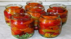 Conserve Archives - Page 7 of 14 - Bucatarul. Good Food, Yummy Food, Tasty, Food Storage, Pickling Cucumbers, Romanian Food, Canning Recipes, Conservation, Pickles