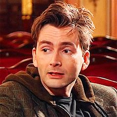 """tennanttardisgirl: """" holy-tardisofgallifrey: """" steampunk-honey: """" tatennant-ismybrotp: """" for a second i was thinking this was a gif set full of successful blinks then that last gif happened. David Tennant, 10th Doctor, Doctor Who, John Mcdonald, Boy Bye, Broadchurch, Michael Sheen, Movie Songs, Cartoon Movies"""