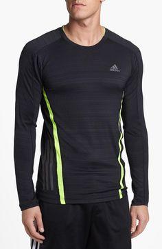 Love the Adidas adidas 'Supernova' T-Shirt on Wantering   $30   sale price   Boxing Week for Him   mens adida t-shirt   mens tee   menswear   mens style   mens fashion   wantering http://www.wantering.com/mens-clothing-item/adidas-supernova-t-shirt/af5QV/