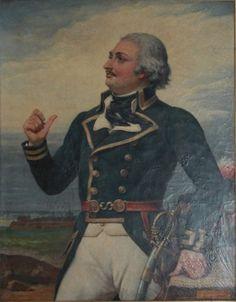 Paul Carpentier (1787-1877) Portrait du Marquis de Dampierre, 1854 Cire sur toile - 116 x 89 cm Valenciennes, Musée des Beaux-Arts