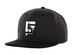 Greco Thuxury 9Fifty Strapback Hat by CROOKS & CASTLES x NEW ERA