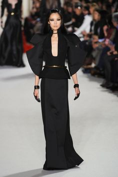 Stéphane Rolland Spring 2012 Haute Couture