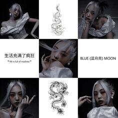 Bella Hadid Photoshoot, Dark Feeds, Feeds Instagram, Jennie Kim Blackpink, Aesthetic Anime, Cyber, Overlays, Divider, Aesthetics