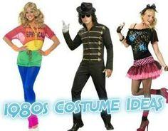 1980s Costume Ideas at simplyeighties.com