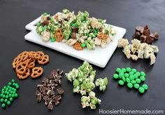 Luck of the Irish Party Mix for St. Patrick's Day | Hoosier Homemade