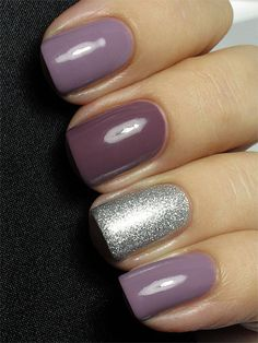Essie Warm & Toasty Turtleneck, OPI I'm Feeling Sashy & This Gown Needs a Crown | by Helmetti