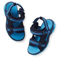 Carter's Striped Sandals