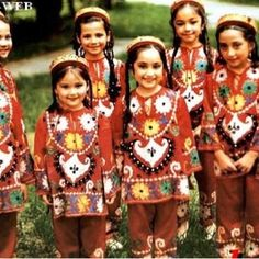Tajik clothes :)