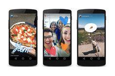 Instagram Stories novo recurso semelhante ao Snapchat será liberado nas próximas semanas - EExpoNews