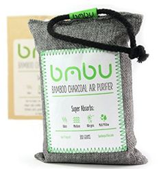 bmbu Bamboo Charcoal Car Deodorizer/Car Freshener Bag Remove Air Odor Control Moisture and Purifier your Car Closet Bathroom Kitchen Litter Box NonFragrant Alternative to Sprays * Be sure to check out this awesome product. (This is an affiliate link) Best Car Air Freshener, Odor Eliminator, Litter Box, Air Purifier, Home Fragrances, Charcoal, Moisturizer, How To Remove, Ebay