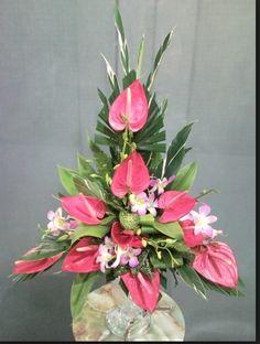 Triangle arrangement