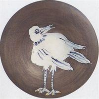 Pablo Picasso: Bird No. 93 (Oiseau No. 93), 1963