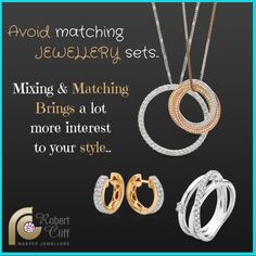 #JewelleryTips: Enjoy creating your own #MixNMatch #Style to be remembered!! :) #fashiontips #beautytips #styletips #jewellerytip #jewellery #jewelry #jewelleryaddict #jewelryaddict #jewelrylover #styletip