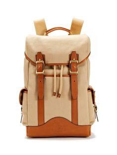 Walker Backpack by Ghurka