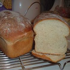 Potato Bread - start with 5 cups of flour - can substitut sweet potato and brown sugar - if making rolls/buns bake 20ish min.