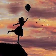 coisa de mulher...entre outras coisas...: Medo de voar... ...Pois é, a vida só dá asas para quem não tem medo de cair...  figura reproduzida