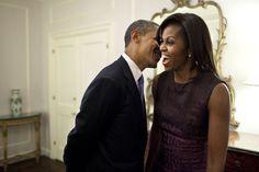 POTUS & FLOTUS: President Barack Obama and First Lady Michelle Obama