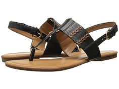 Tommy Hilfiger Tommy Hilfiger  Secily (BlackMontana) Womens Toe Open Shoes for 29.99 at Im in! #sale #fashion #I'mIn