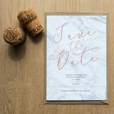 Are you interested in our marble save the date? With our marble wedding stationery you need look no further.
