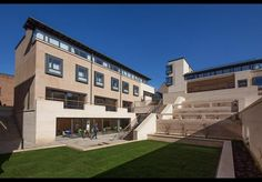 Modern quad: Pembroke College by Berman Guedes Stretton   Building study   Architects Journal