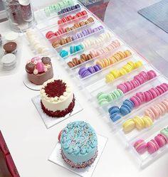We are open 'til 6:30 today #macaronz #easter #bunny #treats #chocolate #eastereggs #happyeaster #family #macaronlover #french #macarons #macarontower #cupcakes #cakes #profiteroles #favours #downtownbrampton #boutique #brampton #mississauga #toronto #gta #brides #weddings #babyshower #birthday #baptism