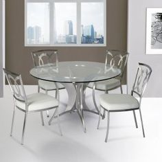 Round Dining Table Sets on Hayneedle - Round Dining Table Sets For Sale