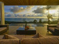 Luxury Estate with Best Whales Tail Views-For Sale-Costa Rica, Puntarenas, Uvita Puntarenas, Costa Rica, Ocean View Villas, Luxury Estate, Stunning View, Vacation Villas, Best Vacations, Great View, Beautiful Beaches