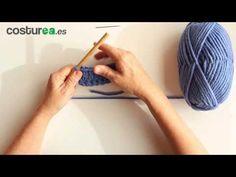 Aprende cómo hacer ganchillo fácil paso a paso. - YouTube