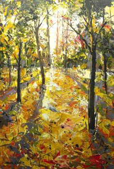 Maxim Grunin Drawing & Painting: Landscape paintings 2009
