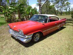 American Muscle Cars… 1960 Dodge Pioneer Dart