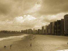 Praia de Iracema - Fortaleza/CE